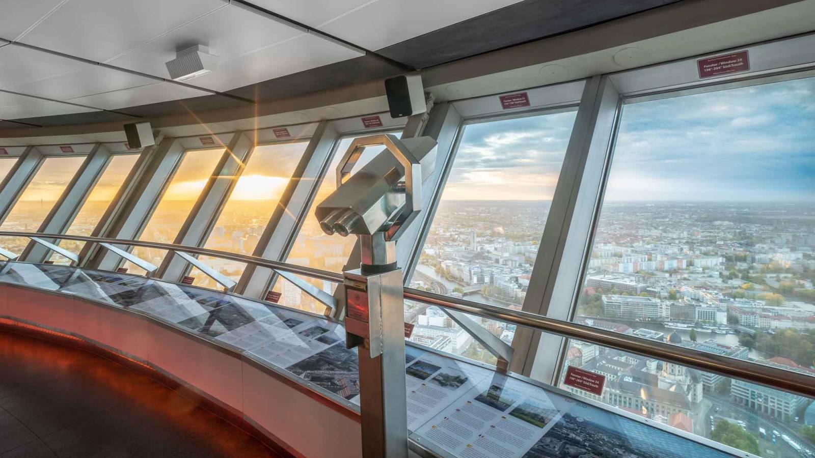 Eintrittspreis Berliner Fernsehturm